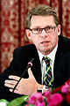 Finlands statsminister Matti Vanhanen under Nordiska Radets session i Oslo. 2007-10-29. Foto- Magnus Froderberg-norden.org (1).jpg