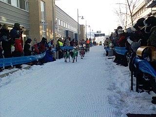 Finnmarksløpet recurring sporting event