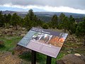 Fire on the Mountain Sign dyeclan.com - panoramio.jpg