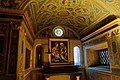 Firenze - Florence - Palazzo Vecchio - 2nd Floor - Cappella dei Priori 1511 - Frescoes 1514 by Ridolfo Ghirlandaio - View on Westside Altar.jpg