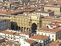 Firenze katedra widok z kopuly 7.jpg