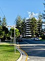 First Avenue and Old Burleigh Road, Broadbeach, Queensland.jpg