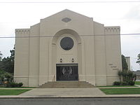 First Baptist Church, Oak Grove, LA IMG 7375