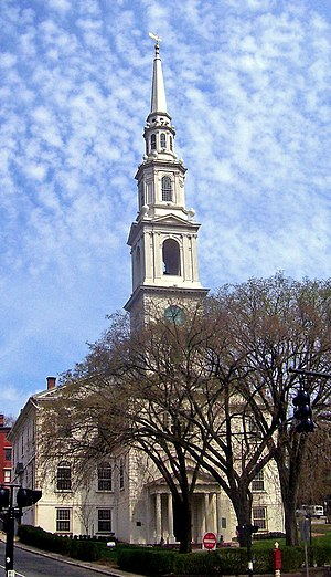 Baptists in the United States - First Baptist Church in America