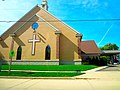 First Evangelical Lutheran Church Beaver Dam, WI - panoramio.jpg