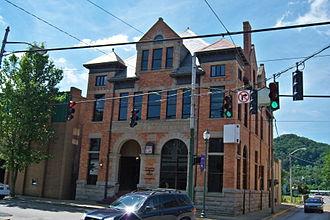 First National Bank Building (Paintsville, Kentucky) - Image: First National Bank (Paintsville)