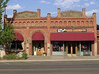 First National Bank of Joseph, Oregon, 2010.jpg
