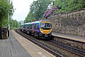 First TransPennine Class 185, 185135, Greenfield railway station (geograph 4005239).jpg