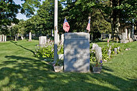 First Settlers of Norwalk Memorial First settlers norwalk.jpg