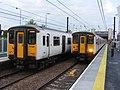 First trains at Lea Bridge station.jpg