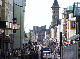 Fishergate, weekday afternoon - geograph.org.uk - 1710853.jpg