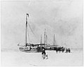 Fishing Boats on the Beach in Winter MET 267151.jpg