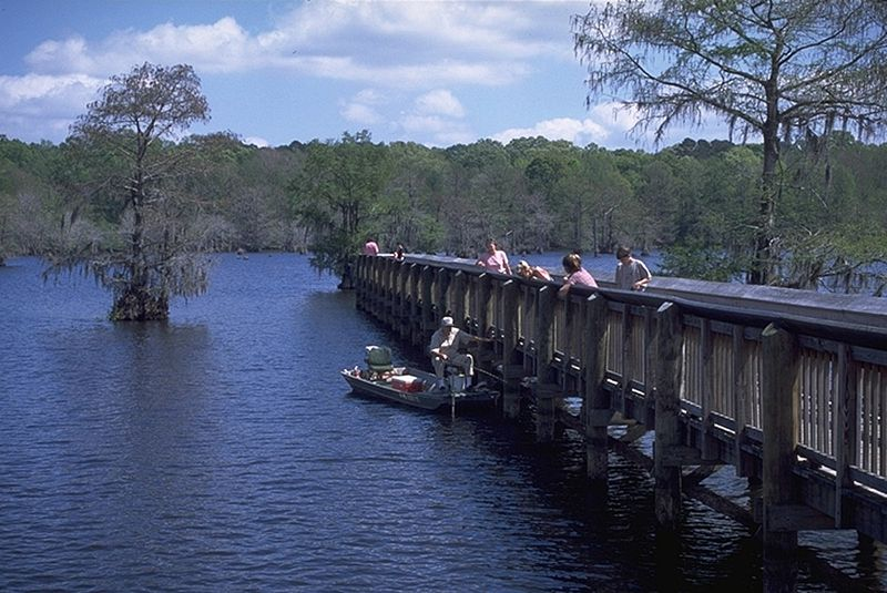 File:Fishing Pier at Chicot State Park Fishing Pier.jpg