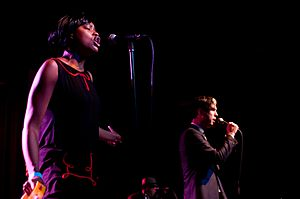 Fitz and The Tantrums - Fitz and the Tantrums in 2010