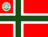 Flag of Amambay Department