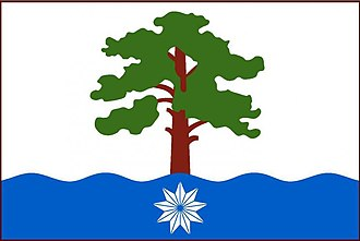 Bystrá nad Jizerou - Image: Flag of Bystra nad Jizerou