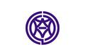 Flag of Shimizu City, Shizuoka.png