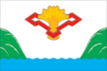 Flag of Stavropolsky rayon (Samara oblast).png