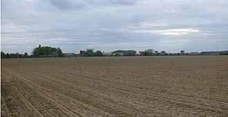 Langemark-Poelkapelle - Image: Flanders fields at Langemark Poelkapelle 2