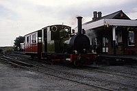 Fletcher Jennings 0-4-0T 63 of 1866, Talyllyn Railway No.2 'Dolgoch' Tywyn 9.8.1994 Scans974 (10759291635).jpg