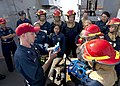Flickr - Official U.S. Navy Imagery - Sailors conduct pipe-patching training.jpg