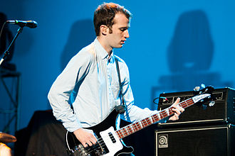 Chris Baio - Chris Baio on December 11, 2009