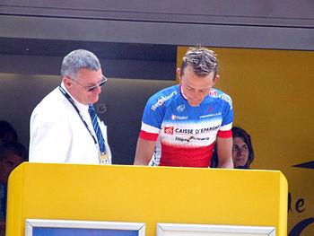 Florent Brard Tour de France 2006
