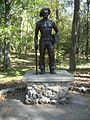 Florida Caverns SP statue01.jpg