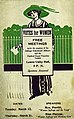 Flyer by Suffrage Educational Alliance and the Hartford Equal Franchise League, 1912.jpg