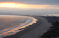 Foggy sunset over Stinson Beach.jpg