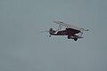 Fokker DVII Ernst Udet Flyby 01 ThruDirtyWindow Dawn Patrol NMUSAF 26Sept09 (14619982883).jpg