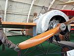 Fokker E.III, Internationales Luftfahrtmuseum Manfred Pflumm pic2.JPG