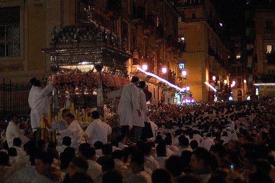 Folklore catania sant'agata la salita dei cappuccini (2247621233)