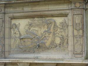 Fontaine de Léda - Fontaine de Léda (1807)