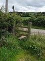 Footpath exit - geograph.org.uk - 2550564.jpg