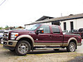 Ford F-250 Lariat King Ranch Super Duty FX4 2009 (12530119405).jpg