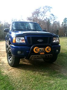 Kc hilites wikipedia ford ranger with kc hilites lamps aloadofball Image collections