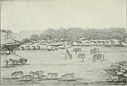 Fort Dodge, established in 1850 - History of Iowa