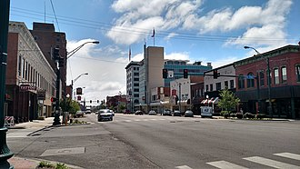 Fort Smith, Arkansas - Downtown Fort Smith