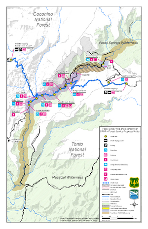 Fossil Creek proposal map.png