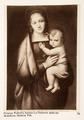 Fotografi. Galleria Pitti. Raffaello Sanzio. La Madonna del Granduca. Florens, Italien. - Hallwylska museet - 107396.tif