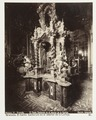 Fotografi av Granada. El Santo Santorum en el interior de la Cartuja - Hallwylska museet - 104827.tif