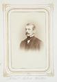 Fotografiporträtt på Albrecht Baltzar Wallis, 1860-tal - Hallwylska museet - 107804.tif