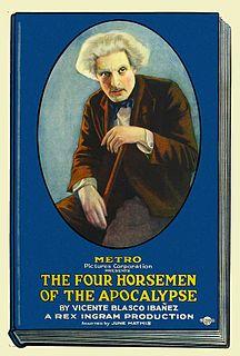 <i>The Four Horsemen of the Apocalypse</i> (film) 1921 film by Rex Ingram