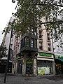 François Fejto plaque rue Rambuteau-angle.jpg