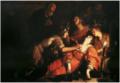 Francesco Rustici - The death of Lucretia.PNG
