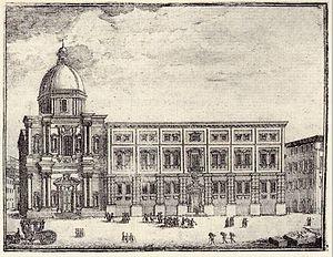 Natale Masuccio - College and Jesuit Church in Messina