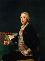 Francisco José de Goya y Lucientes - Portrait of Félix Colón de Larriátegui - Google Art Project.jpg