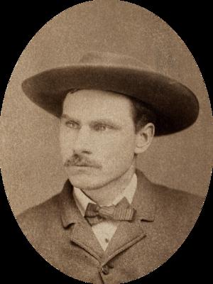 Frank E. Butler - Image: Frank E Butler c 1882