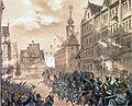 Frankfurt am Main Barrikade 1848.jpg